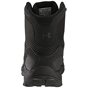 Under Armour Men's Valsetz RTS 1.5 Military and Tactical Boot, Black (001)/Black, 9
