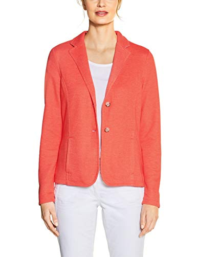 Cecil Damen 253032 Blazer, Tangerine Melange, Large