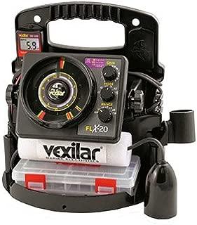 Vexilar PPX2012D Inc, FLX-12, Pro Pack II, 12 Degree Ice-Duce, DD-100