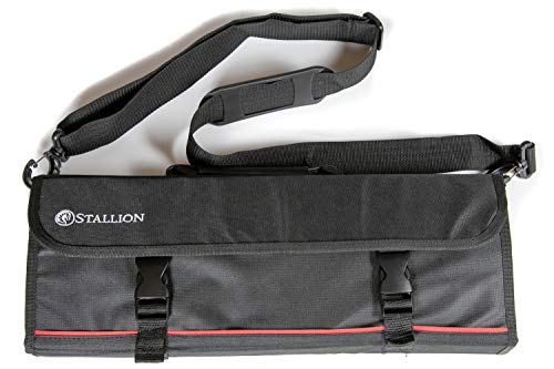 Stallion Professional, Borsa portacoltelli con protezioni per coltelli