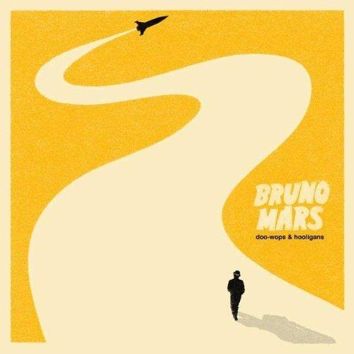 Debut Album with 12 tremendous Tracks (CD Album Bruno Mars, 12 Tracks) Grenade u.a.