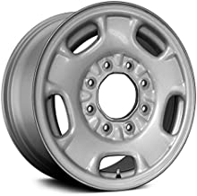 Partsynergy Replacement For OEM Take-Off Steel Wheel Rim 16 Inch Fits 2002-2003 Chevy Avalanche 8-165.1mm 5 Holes
