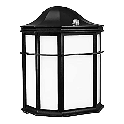 LED Dusk to Dawn Outdoor Wall Light