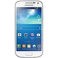 "Samsung Galaxy S4 Mini - Smartphone Libre Android (Pantalla 4.3"", cámara 8 MP, 8 GB, Dual-Core 1.7 GHz, 1.5 GB RAM), Blanco- Versión Extranjera"