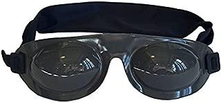 Eyeseals 4.0 Hydrating Sleep Mask for Nighttime Dry Eye Relief (Charcoal)