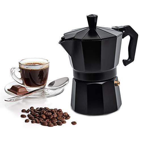 Mixpresso Aluminum Moka stove coffee maker