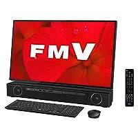 【公式】 富士通 デスクトップパソコン FMV ESPRIMO FHシリーズ WF2/D2 (Windows 10 Home/27型ワイド液晶/Core i7/16GBメモリ/16GB Optane + 約3TB HDD /Blu-ray Discドライブ/Office Home and Business 2019/オーシャンブラック/TV機能付き)AZ_WF2D2_Z106/富士通WEB MART専用モデル