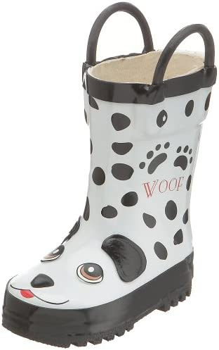 Western Chief Dalmatian Rain Boot (Toddler/Little Kid/Big Kid)