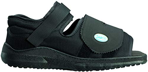 Darco Med-Surg Post Operative Shoe-Women Medium Black