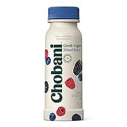 Chobani Greek Yogurt Drink, Mixed Berry 7oz
