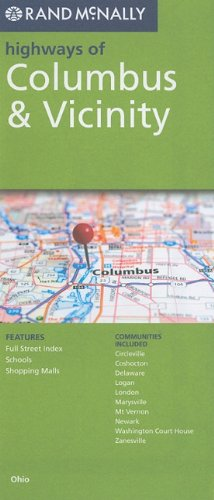 Download Rand Mcnally Columbus & Vic. (Rand McNally Highways Of...) 0528882678