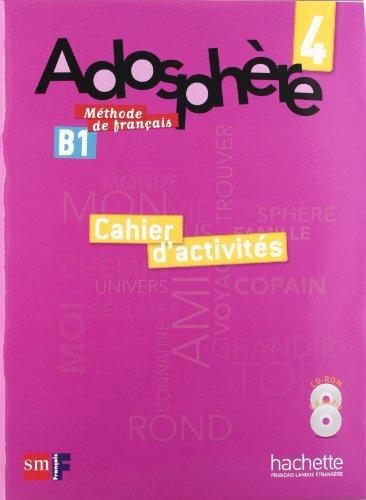 Adosphère 4: Cahier d'activités
