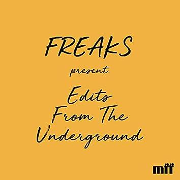 Edits From The Underground