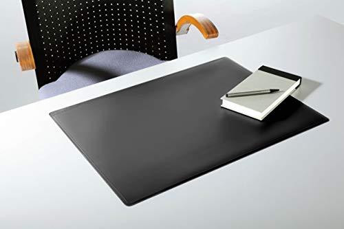 Durable 710201 Schreibunterlage (mit Dekorrille, 530 x 400 mm) 1 Stück schwarz