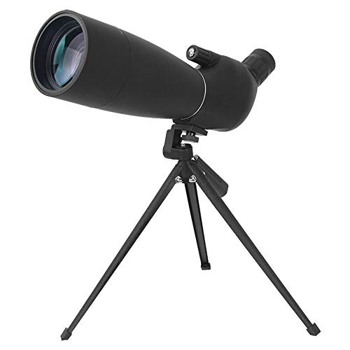 Buy Bargain JAD@ Spotting Scope with Tripod, Large Eyepiece Monocular, Waterproof Fogproof Spotter S...