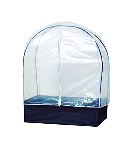 Catral Deutschland Stadtgarten, Mature Tent 40, transparent, 80 x 29 x 4 cm, 75050002