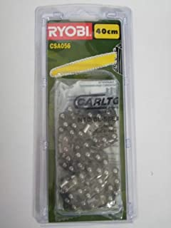 Ryobi CSA-056 Cadena de repuesto para motosierras eléctricas RYBCSA056 de 16 pulgadas