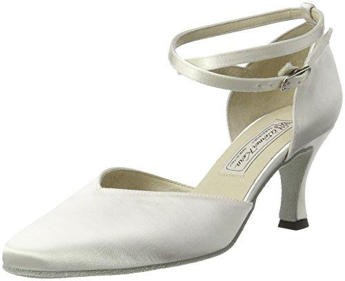 Werner Kern - Mujeres Zapatos de Baile/Zapatos de Novia Betty - Satén...