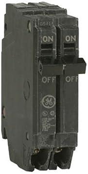 THQP250 GE Q-Line 2-Pole 50-Amp Thin Series Circuit Breaker NEW