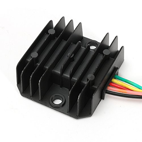 FATO. 12V 5 hilos Regulador rectificador para 125cc 50cc chino ATV Quad moto scooter