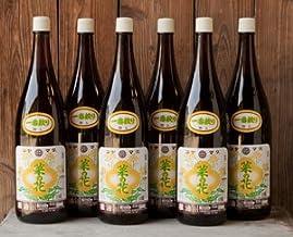 【ギフトにも最適】コヤマダ(小山田産業)の菜種(なたね)油 一升瓶6本詰め合わせ(箱入) 完全無添加・無農薬、100%国産菜種。