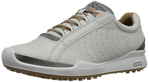 ECCO Womens BIOM Golf Hybrid, Chaussures Femme, Gris 50193 Concrete minéral, 36 EU