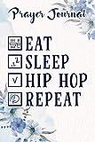 Prayer Journal Beatmaker - DJ Music Fan Hip Hop Rap Music Beat Maker Pretty: Christian Planner, Bible Study Tools,For Women, Daily Prayer Journal, Faith Based Gifts