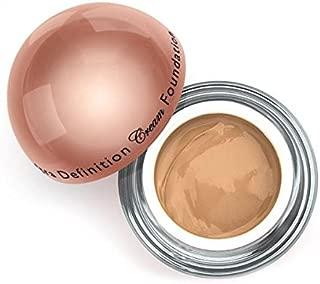 LA Splash UD Ultra Define Matte Cream Foundation (Nutmeg) Foundation, Concealer, Makeup, Professional, Paraben-Free