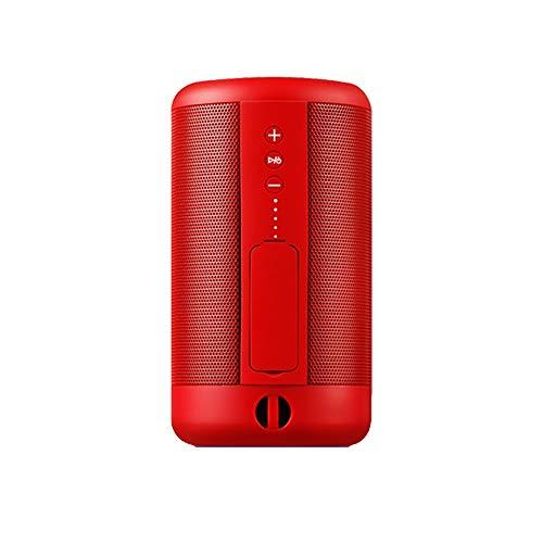 Lyl Audio inalámbrico Bluetooth Altavoz portátil pequeño Mini Audio inalámbrico Interfaz Dual batería de Larga duración (Color : A)
