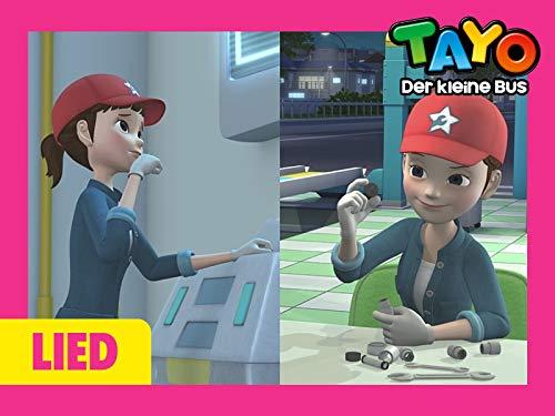 Tayo Lied für Kinder 1 - Klapper- Schlepper die Geschickt Mechanikerin