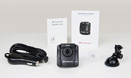 Transcend TS16GDP230M DrivePro 230 Full-HD Autokamera - 4