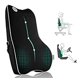 Top 10 Best Back Support for Office Chair 2021