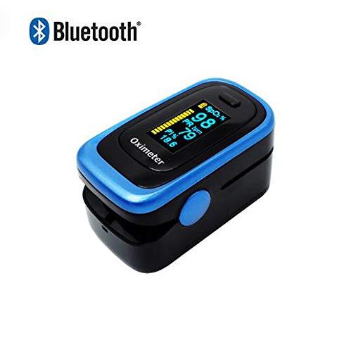 Fingerspitzen-SpO2-Zähler, Fingerspitzen-Körperkonditionstester, Aktivitäts-Tracker, Fitness- und Aktivitätsmonitor, Sättigungsmonitor für Pulsfrequenz und SpO2-Spiegel, geeignet für zu Hause