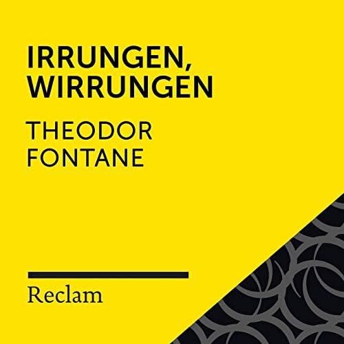 Reclam Hörbücher, Sabine Falkenberg & Theodor Fontane