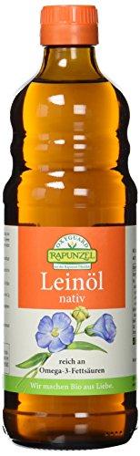 RAPUNZEL Leinöl nativ, 1er Pack (1 x 500 g) - Bio