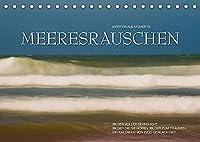 Emotionale Momente: Meeresrauschen / CH-Version (Tischkalender 2022 DIN A5 quer): Bilder vom Meer. Schoen, beruhigend und traeumerisch. (Monatskalender, 14 Seiten )