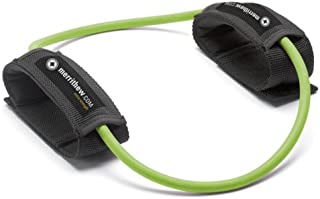 MERRITHEW Strength Tubing - Ankle, Extra Resistance (Lime), 35 inch / 89 cm Diameter