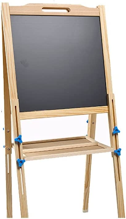 MKVRS Kids Stanging Easel Double High quality Board Department store Magnetic F Drawing Sided