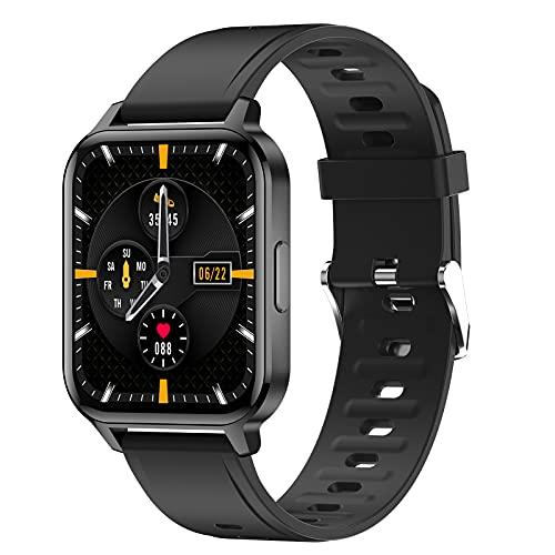 Smartwatch, Fitness Tracker 1.7 per telefoni Android, Fit Watch con cardiofrequenzimetro e monitor del sonno, Activity Tracker con contapassi impermeabile IP68 Smart Watch Contapassi per donna