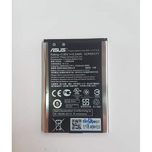 Mr Catridge batería de Repuesto para ASUS ZenFone 2Laser ZE500KL z00ed 2400mAh