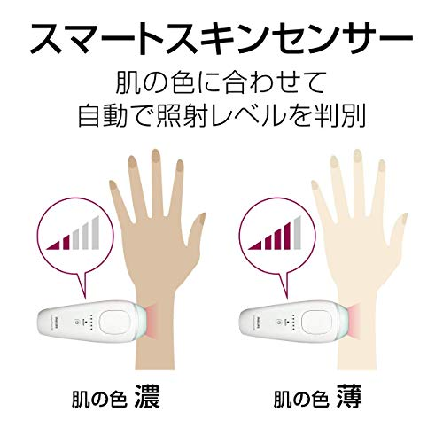 【Amazon.co.jp限定】フィリップス光美容器ルメアエッセンシャルポーチ付交流式ライトグリーンBRI862/70