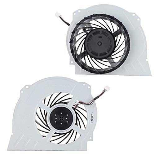 Ginyia Accuracy Cooler, Ventilateur de Refroidissement, pour PS4, pour PS4 Pro 7000,
