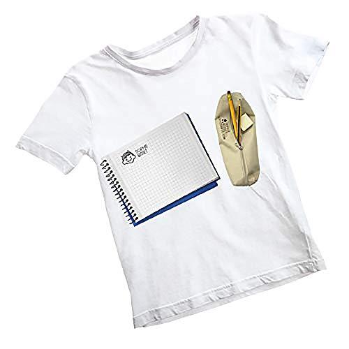 CALLE DEL REGALO Sello personalizado con personajes y superheroes, ideal para marcar la ropa y material escolar de tus hijos.