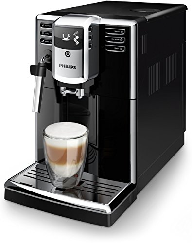 Philips Cafeteras Espresso Completamente automáticas EP5310/20 Expréss Superautomática, 1.8 litros, Acero Inoxidable, Negro