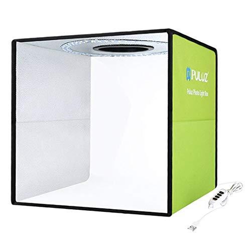 #N/A/a Photo Studio Box Kit de Tiendas de Fotografía Plegable Fotografía + 6 Colores de Fondo
