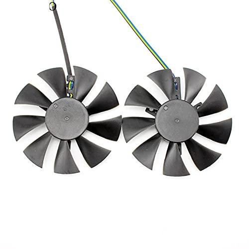 Nuevo Ventilador del refrigerador de 85 mm 4Pin Reemplazar para Zotac GTX1060 6GB GTX 1070 Mini GTX 1060 Tarjeta de gráficos Fan de refrigeración GFY09010E12SPA GA91S2H