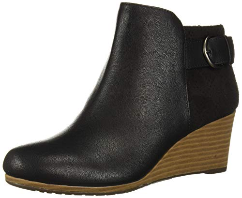 Dr. Scholl's Shoes Women's Karlie Ankle Boot, Black, 11