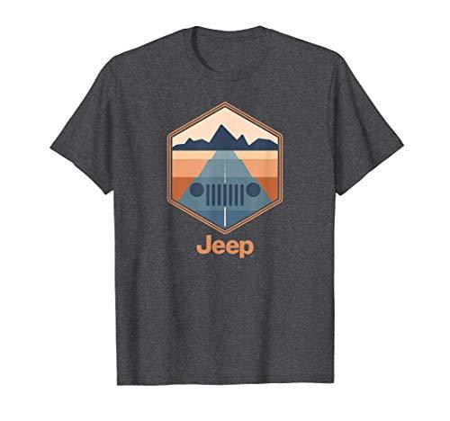 Jeep Grille Horizon T-Shirt