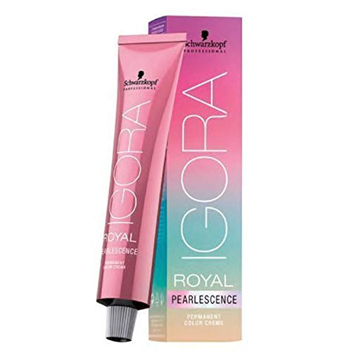 Schwarzkopf Professional Igora Royal Pearlesence Hair Color, 9.5-29, Pastel Lavender Toner, 60 Gram