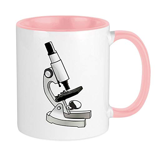 CafePress Microscope Mugs Unique Coffee Mug, Coffee Cup